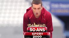 sport 2000-anniversaire