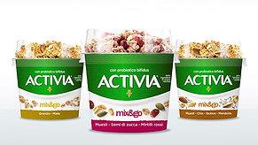 Activia, spot TV
