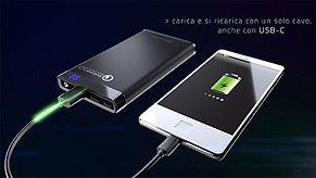 Cellularline, video Freepower Manta