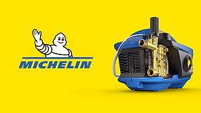 Michelin, video idropulitrice