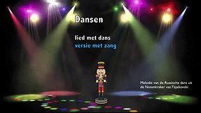 Dansen-lied met zang