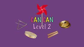 Cancan Level 2