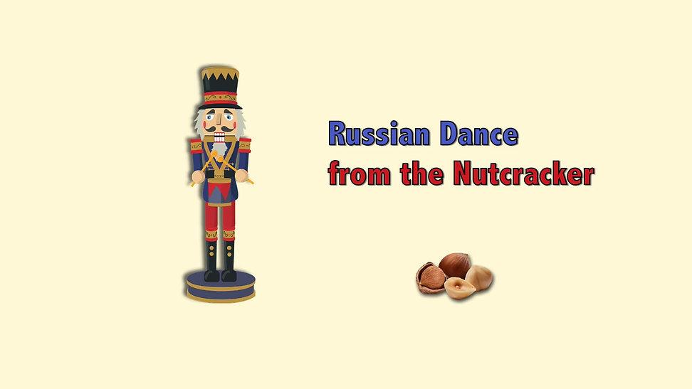Russian Dance play along