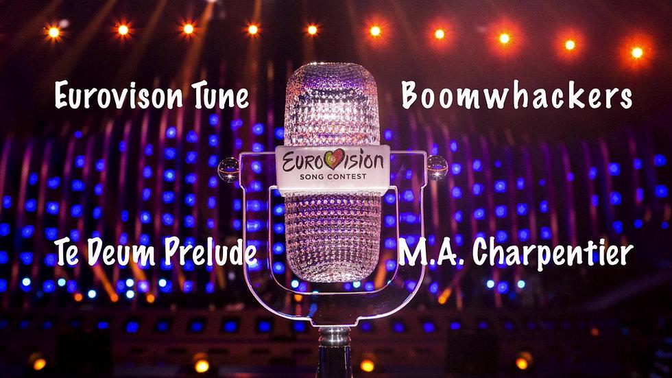 Eurovisie Tune Boomwhackers