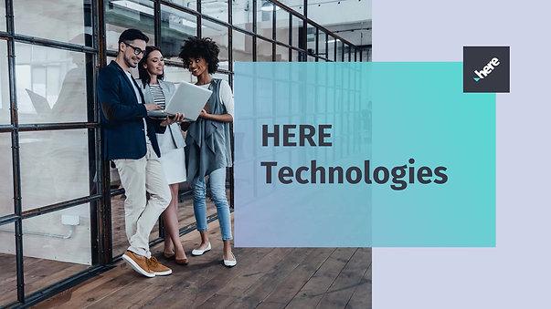 HERE Technologies