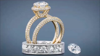 Wedding bands for men and women at R.W. Diamond Broker in DFW