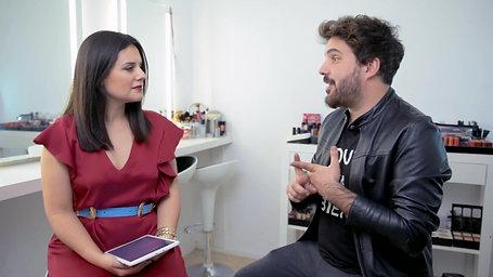 Interview Joaquín López Patterson, Beauty Gurú of Shisheido