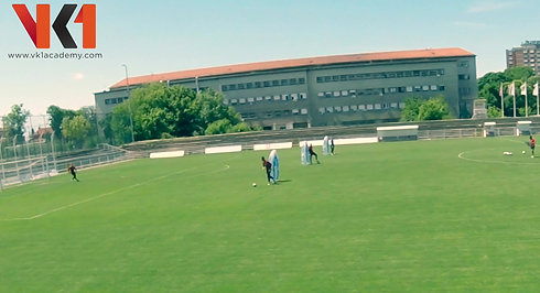 Exercise 3 - Goalkeeper academy VK1