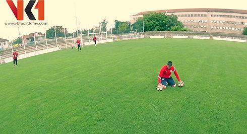 Exercise 2 - Goalkeeper academy VK1