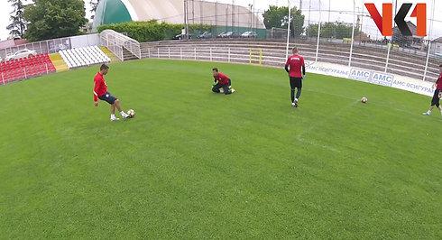 Exercise 1 - Goalkeeper academy VK1