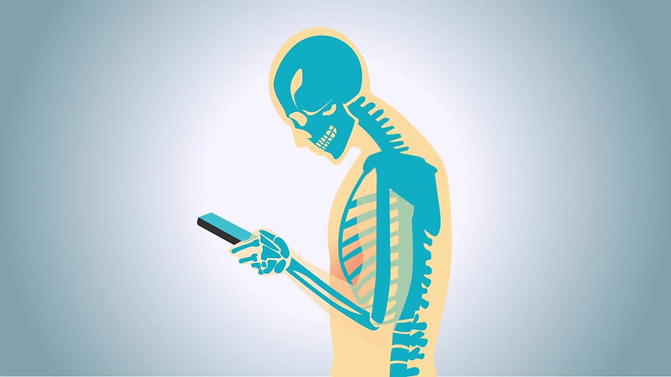 Could Tech Neck be the Cause of your Headaches or Neck Pain_