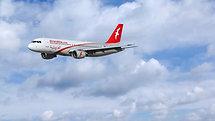 air arabia in flight