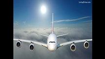 EK A380 overclouds
