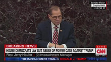 Nadler: The Articles of Impeachment Against Trump Among the Most Serious Charges Ever Brought Against the President