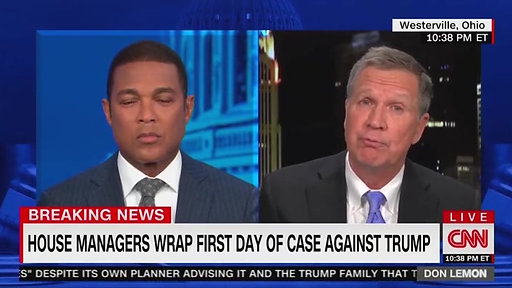John Kasich: Past Presidents Who Held up Aid Never Asked for an Investigation on Their Political Opponent