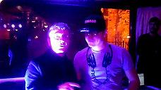 PUPO (Enzo Ghinazzi) presenta DJ SER888. Roma. ПУПО, Энцо Гинацци
