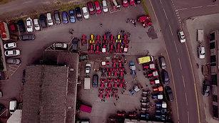 Mahon's Hotel 135th Anniversary Massey Ferguson Tractor Run