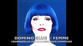 domino blue - FEMME