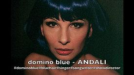 domino blue - ANDALI