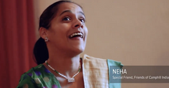 India, Friend of Camphill - a life sharing community based in Bangalore