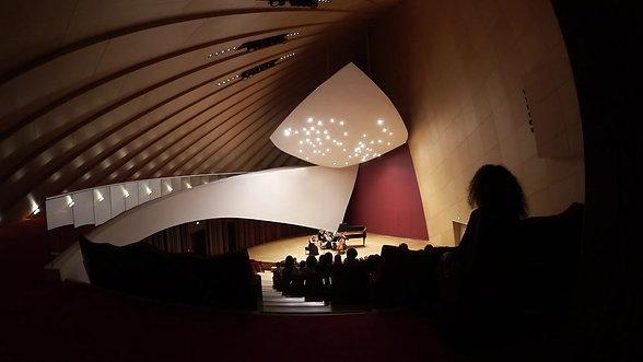 Trio Dora - Clara Schumann, Trio op. 17 mvt III