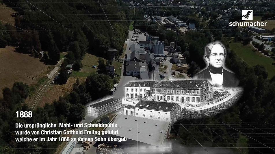 Jubiläum Schumacher Packaging - Werk Schwarzenberg