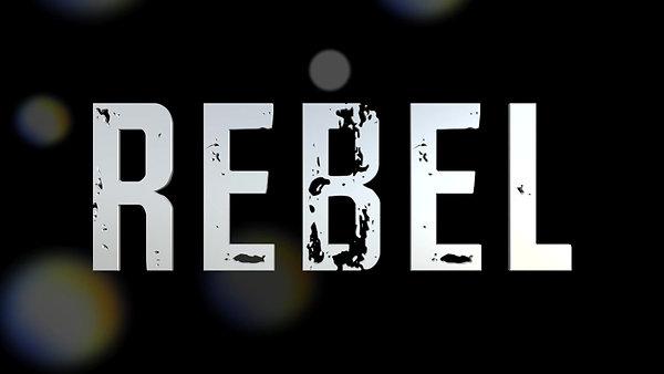 """Soyez """"rebel"""""""