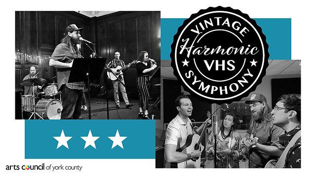 VHS | Vintage Harmonic Symphony