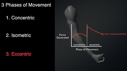 Custom Calibrated Resistance and Eccentric Overload Training