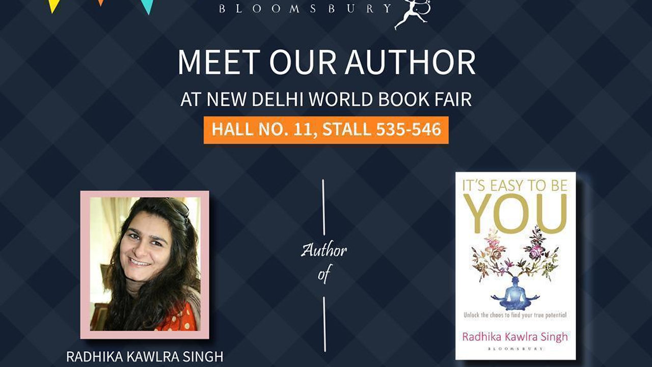 World Book Fair | New Delhi 13th Jan'19