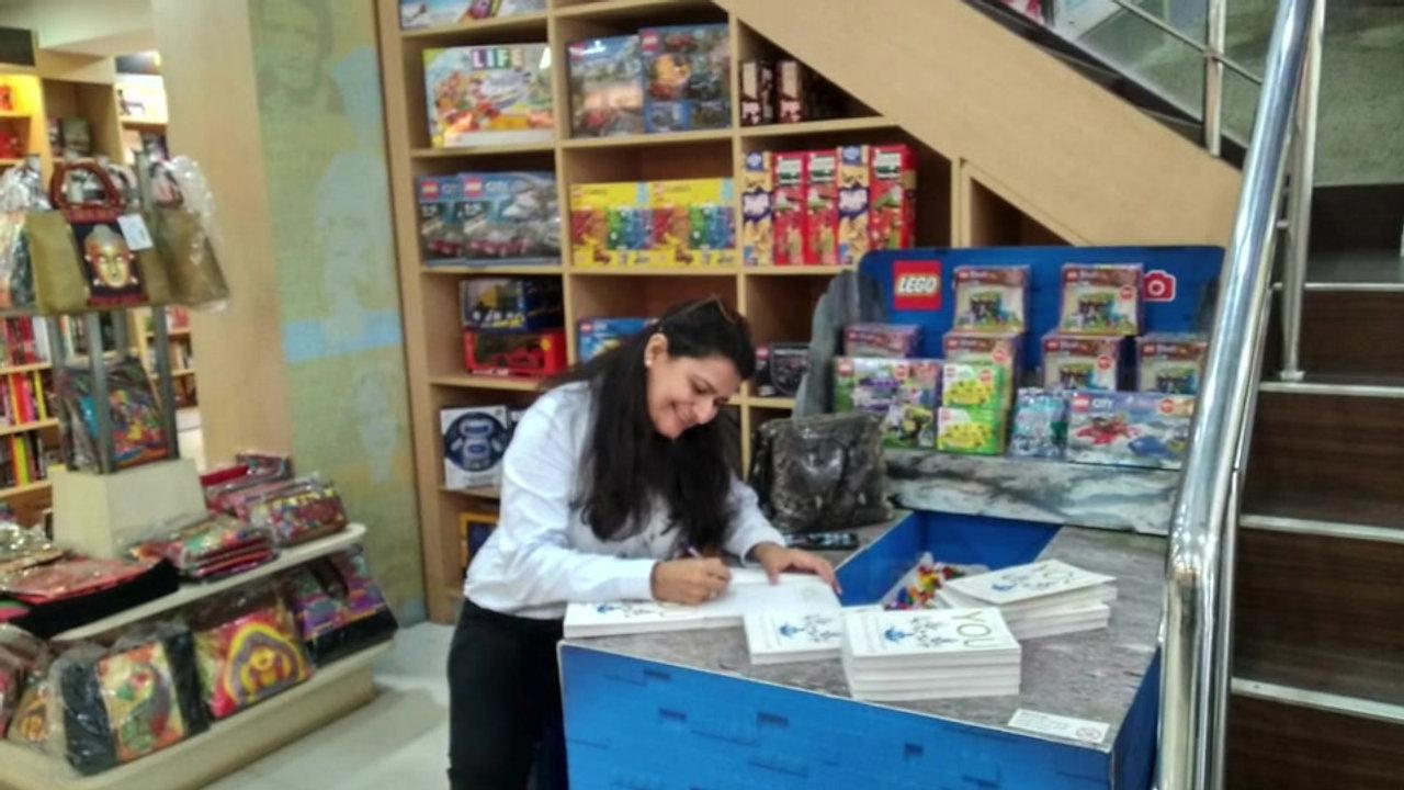 Book signing - Goa
