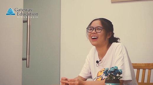 PV du học sinh: Phạm Thiên Ân