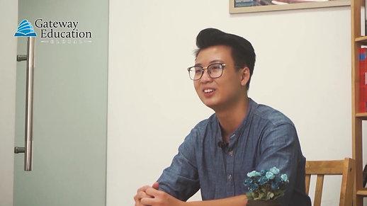 PV du học sinh: Nguyễn Quang Huy