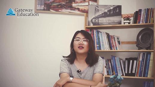 PV du học sinh: Vũ Thiên Ngọc Bích