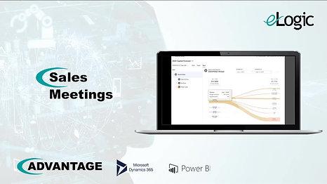 Advantage Sales Meetings