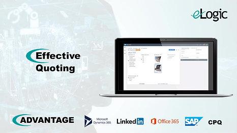 Advantage SAP Quoting