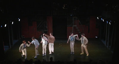 WEST SIDE STORY Jet Song