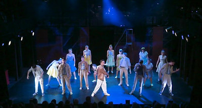 WEST SIDE STORY Cool