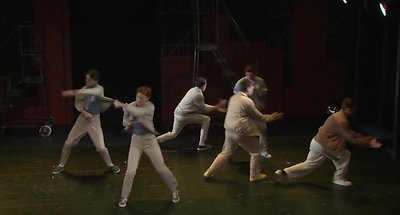 WEST SIDE STORY Prologue