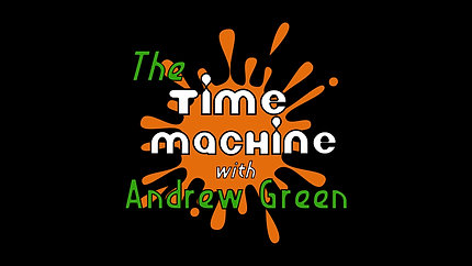 The Time Machine with Andrew Green | Commercial