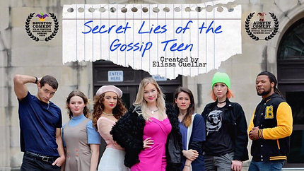 Secret Lies of the Gossip Teen | Web-Series Pilot