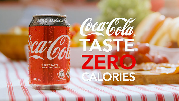 Coke Zero: Zero Calories? - Spec Ad