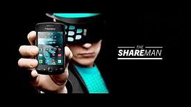 "BLACKBERRY ""Shareman"""