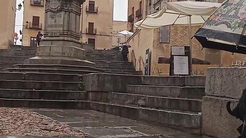Segovia - Pza. Medina del Campo
