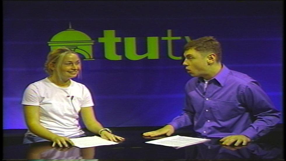 TUTV Flashback | September 2001