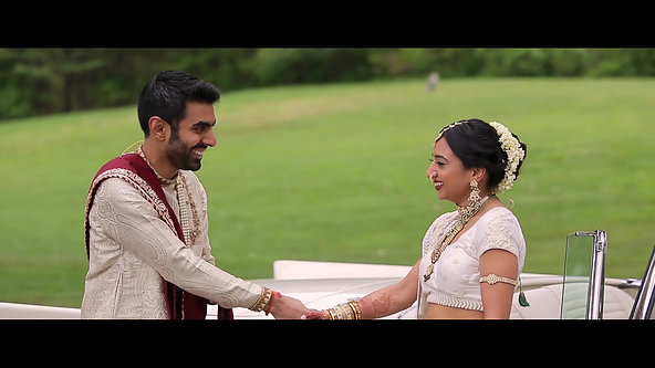 Megha & Akshay