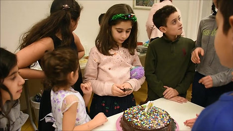 2019 Weihnachtsfeier Arabischunterricht
