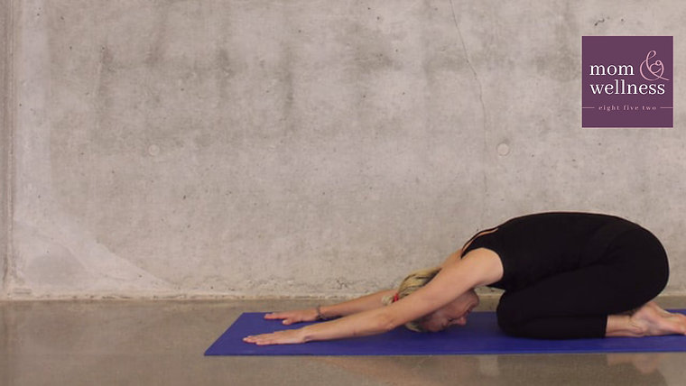 產後瑜伽練習 Postnatal Practice