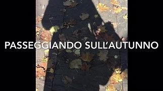 Passeggiando sull'autunno