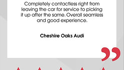 Inchcape Customer Reviews_CO Audi